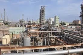الصناعة البتروكيمياوية في العراق